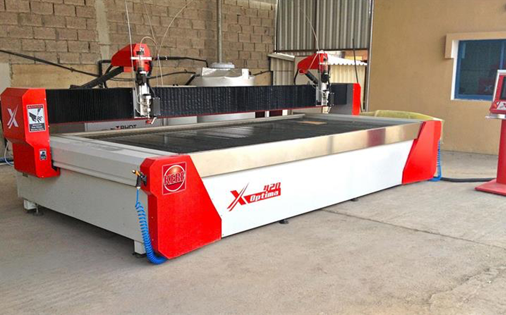 Profile Cutting Machine from Kerf Developments