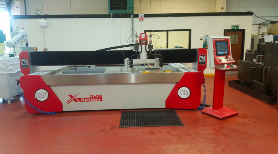 Maximising the Opportunities of Waterjet Cutting Machines 2